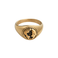 Ring Sketch Of The World