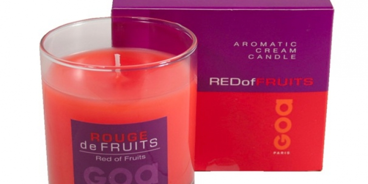 GOA ROUGE DE FRUITS